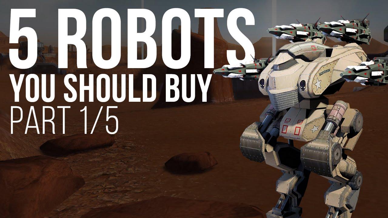 Best Builds For War Robots