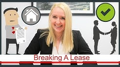 How to Break Your Lease