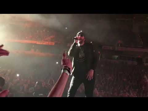 """""""Beast And The Harlot"""" by Avenged Sevenfold (LIVE) - North Little Rock, AR"""
