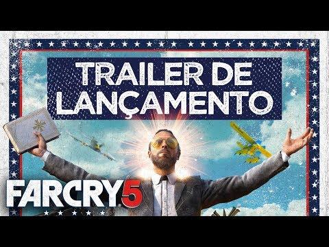 Análise de Far Cry 5 - Voxel