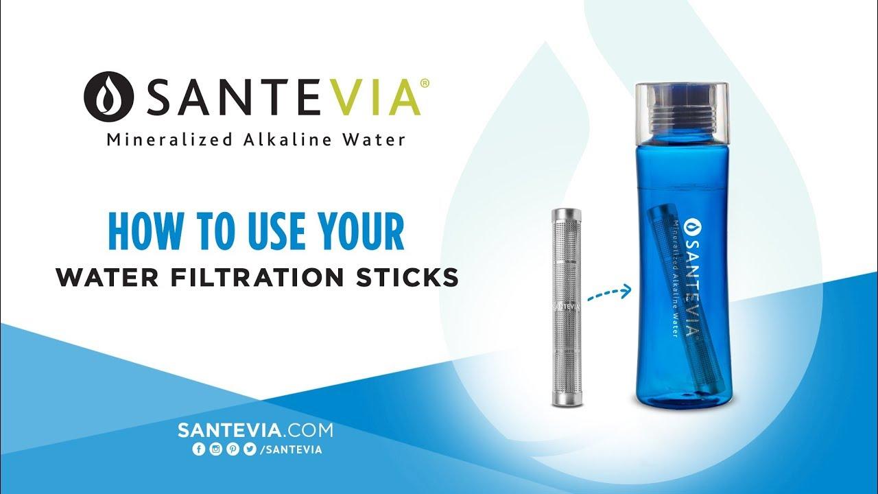 a697a90b16 Santevia Alkaline Stick - Santevia Water Systems USA Store
