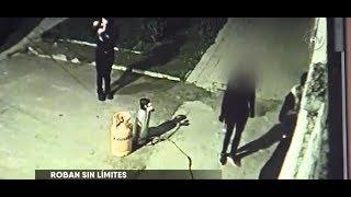 Maleantes cada vez más osados y creativos para realizar robos - CHV NOTICIAS