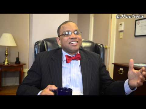 VIDEO: Interview with Lane College President Dr. Logan Hampton