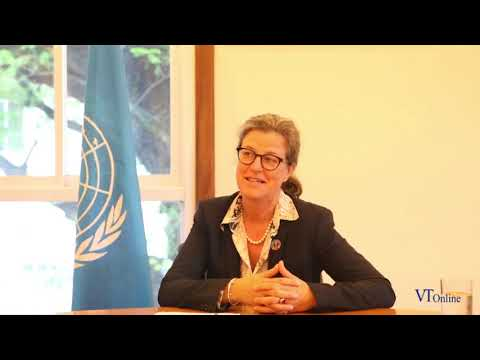 UN-Lao partnership centres on people's wellbeing