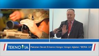BORA-12 Pakistan Devlet Erkanını Hüngür Hüngür Ağlatan Keskin Nişancı Tüfeğimiz - Teknovia