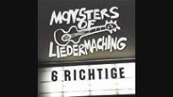 Monsters of Liedermaching - Schlecht im Bett