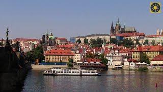 PRAG - Sightseeing in der Metropole mit Magie und Eleganz an der Moldau - PRAGUE Czech Republic