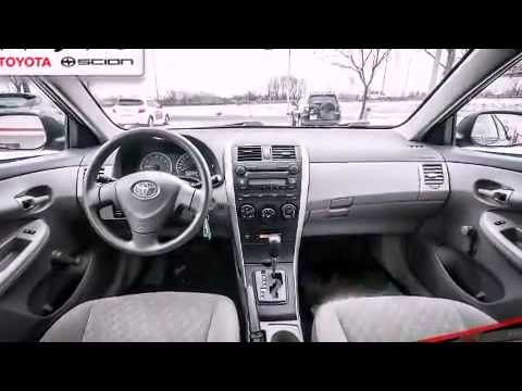 2010 toyota corolla ce boite auto climatisation youtube. Black Bedroom Furniture Sets. Home Design Ideas