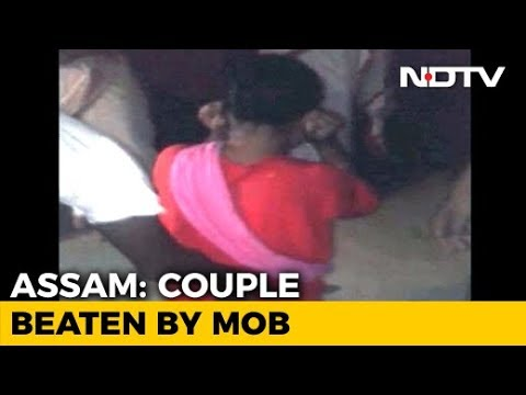 Couple Beaten Up All Night In Assam, Woman's Head Shaved