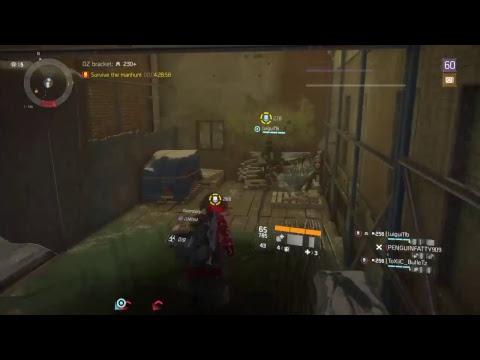 1.6.1 DZ (Medic) Going Manhunt/Killing Rogues