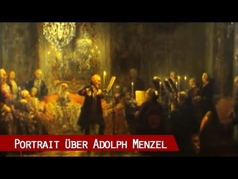 Adolph Menzel - Chronist mit Stift und Pinsel