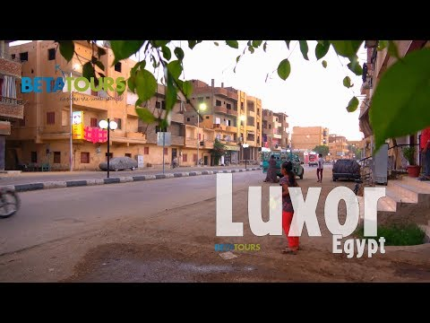 Luxor, Egypt 4K travel guide bluemaxbg.com