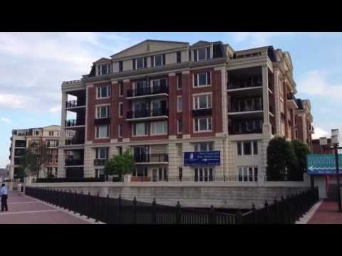 Ritz Carlton Residences Baltimore Inner Harbor Things To Do Waterfront Views