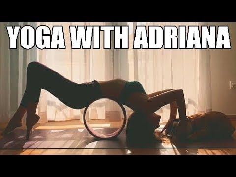Adriana Jankovic - Yoga from USA to Belgrade