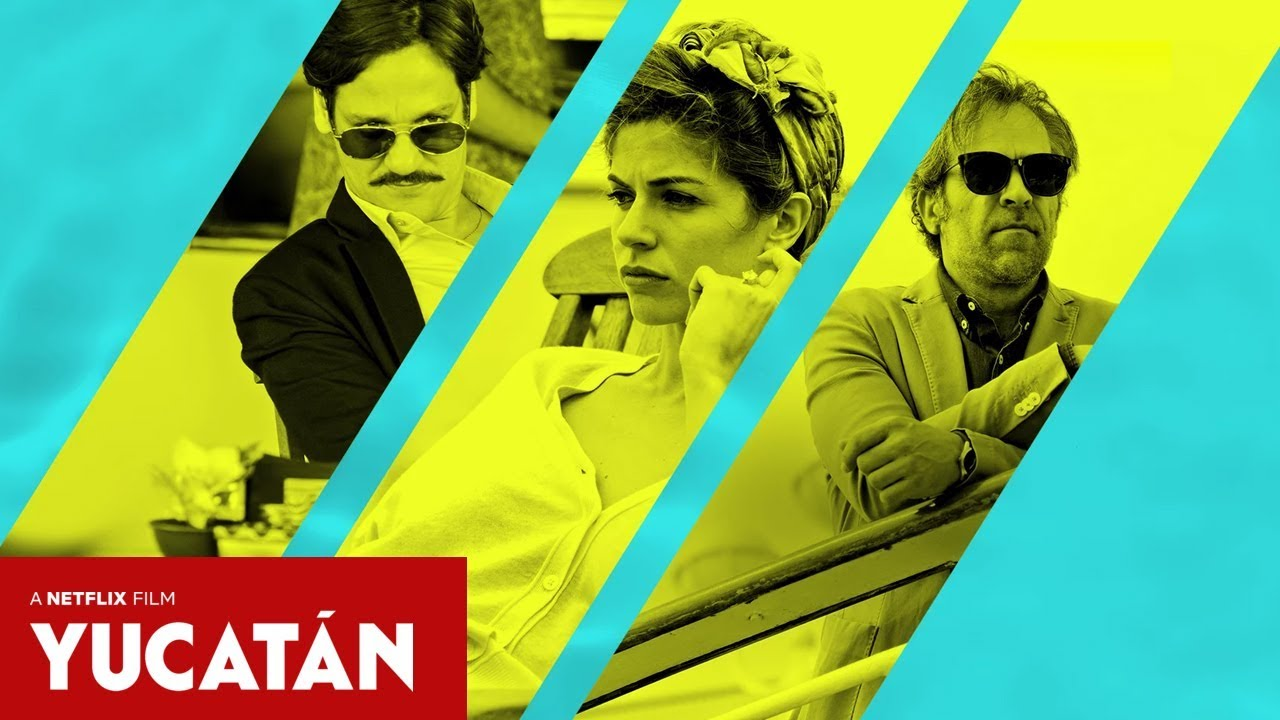 Yucatán - Netflix Trailer (English)