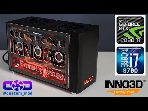 """Спец Проект """"Сборка для INNO3D в корпусе SX Lm 6.8L"""""""