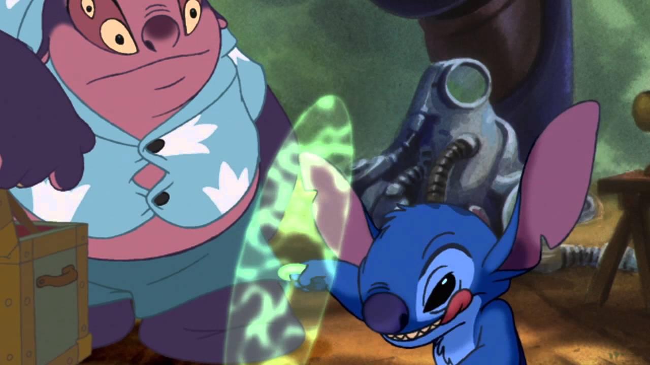 Încotro? Lilo & Stitch - Experimentul. Doar la Disney Junior!