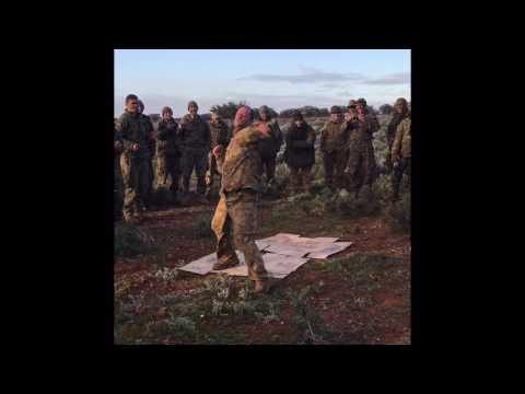 Australian Army VS US Marines Breakdance Battle