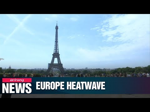 Forecasters Predict Record-breaking Heatwave For Western Europe This Week