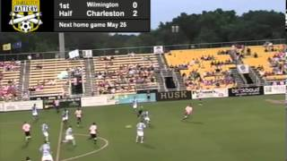 USL PRO Goals of the Week -- May 6-12