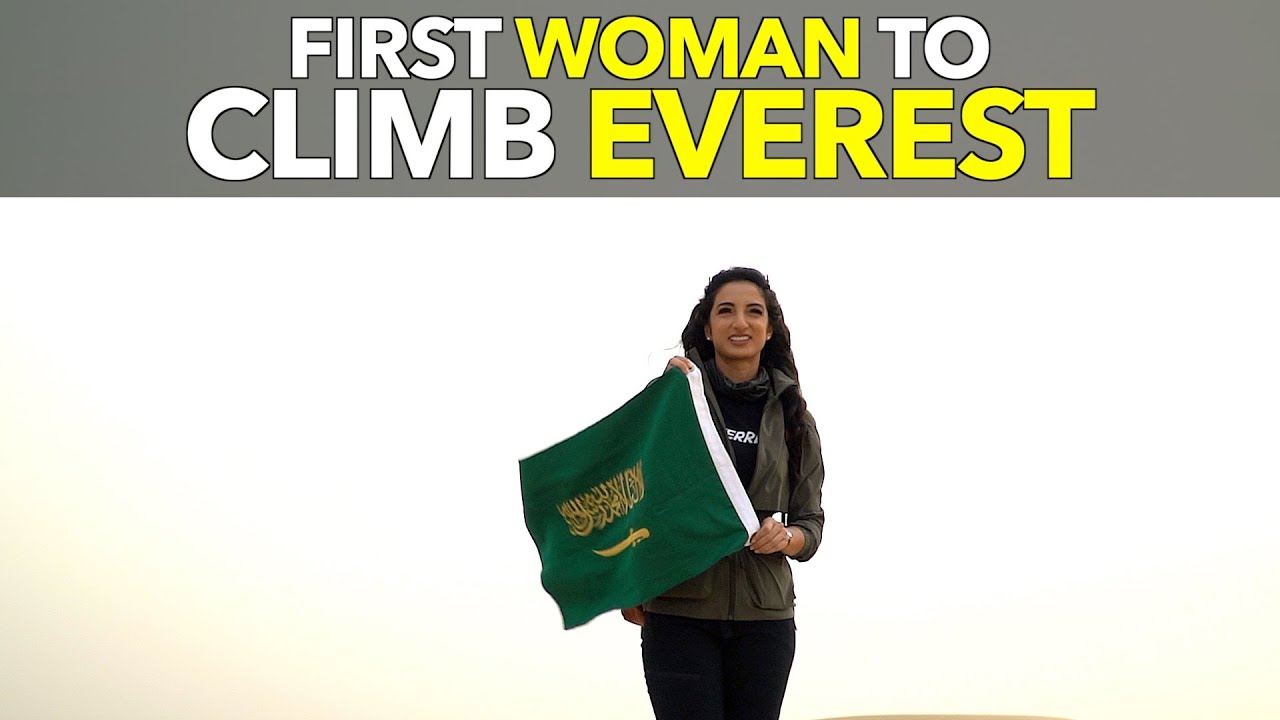 First Woman to Climb Everest