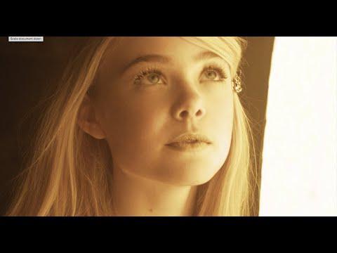 Rodarte Spring 2011: The Curve of Forgotten Things Starring Elle Fanning