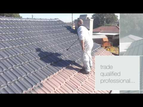 Roof Painting Services in Melbourne