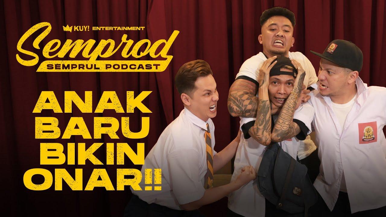 SEMPROD: REBUT MANTAN GADING, YOUNG LEX SOSOK KENAKALAN REMAJA! | TONGKRONGAN SEMPROD PECAH!!