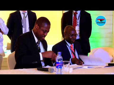 SEC Ghana and FSD Africa sign MOU to strengthen Ghana's capital markets