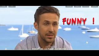 Funny interview with Ryan Gosling