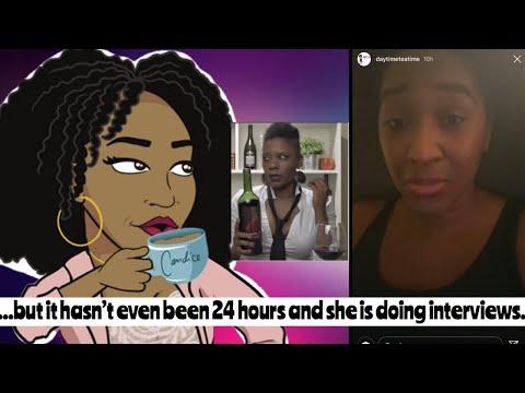 Daytime Tea Time Response to UnwinewithTashak Recent Interview   Part 1
