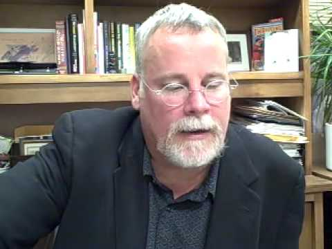 Michael Connelly Discuses 9 DRAGONS, Harry Bosch & Mickey Haller