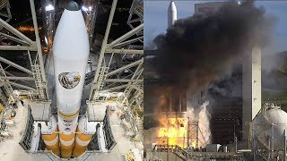 Delta IV Heavy launches NROL-71