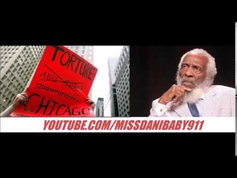 Dick Gregory: Chicago TORTURE CHAMBERS, WHITE HEROIN CRISIS,