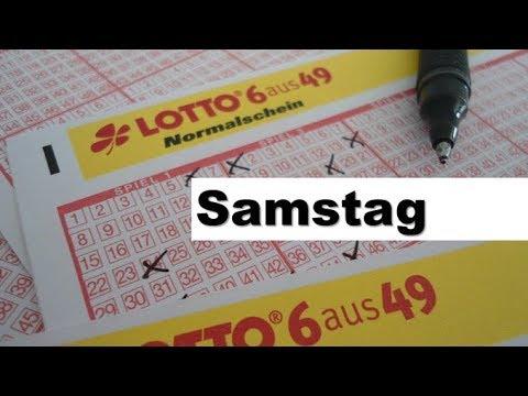 Lotto HeГџen 6 Aus 49 Samstag