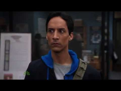 Abed sending a message - Community