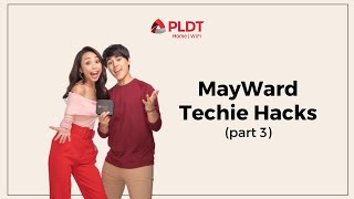 MayWard On How to #GetYourSulitOn with PLDT Home Wifi Prepaid