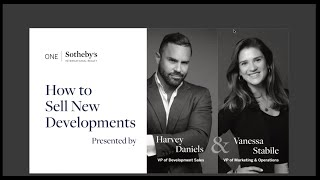 How to Sell New Developments: Navigate the Best Developments in South Florida