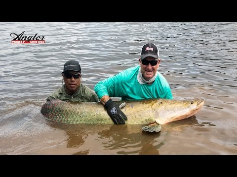 Extreme Freshwater Fishing: Guyana Jungle Giants