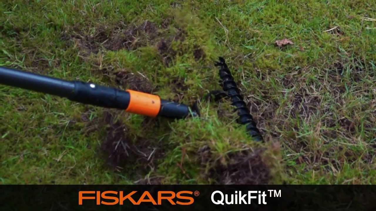 FISKARS QuikFit Unkrautstecher