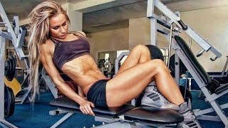 Программа упражнений для похудения для девушек