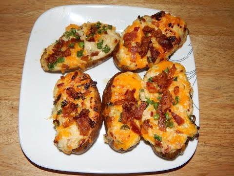Air fryer baked garlic parsley potatoes doovi for Perfect bake pro system