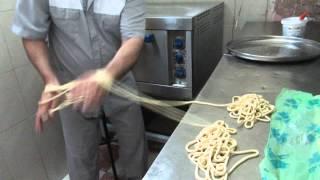 Рецепт настоящего лагмана от шеф-повара кафе «Ситора». Смотрите видео-урок