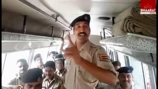 Indian Army Jawan Warning To Pakistan || Bhaarat Today