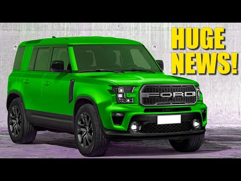 New Ford Bronco >> 2020 Ford Bronco Breaking News Removable Roll Cage And