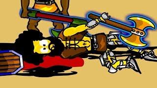 KONIEC PIĘCIODUPA?! - swords and sandals #6