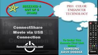 Review Samsung LED HDTV - UN60FH6003F, UN55FH6003F