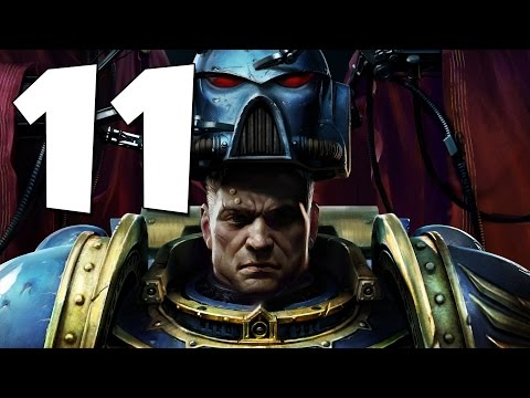 Let's Play Warhammer 40k: Space Marine ft. Mike (#11) - Mike
