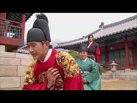 【TVPP】Kim Soo Hyun - Finally Get To Know The Truth, 김수현 - 마침내 진실을 알게 된 훤 @ Moon Embracing the Sun