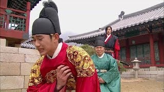 【TVPP】Kim Soo Hyun - Finally Get To Know The Truth, 김수현 - 마침내 진실을 알게 된 훤 @ Moon Embracing the Sun